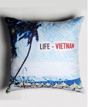 Canvas Pillow Case - Sample 4