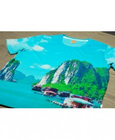 Printed Cotton T-Shirt - 5