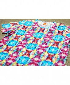 Printed Cotton T-Shirt - 1